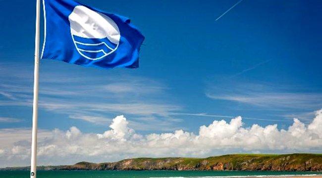 Türkiye'de mavi bayraklı plaj sayısı artmaya devam ediyor