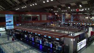 Yeni normal başladı, Sabiha Gökçen Havalimanı'ndan ilk uçuş İzmir'e gerçekleştirildi