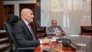 Başkan Soyer projelerini anlattı