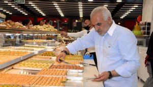 Burma kadayıfıyla meşhur Diyarbakır'da, tatlı sektöründe büyüyor