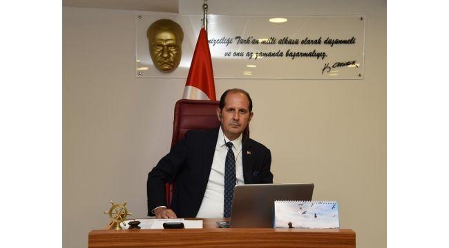 Deniz Ticaret Odası İzmir Şubesi'nden AB'nin seyahat engeli kararına tepki