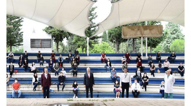 Ege Üniversitesi 307 sağlık personeli ialacak
