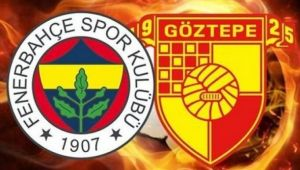Göztepe, Süper Lig'de yarın deplasmanda Fenerbahçe ile karşılaşacak