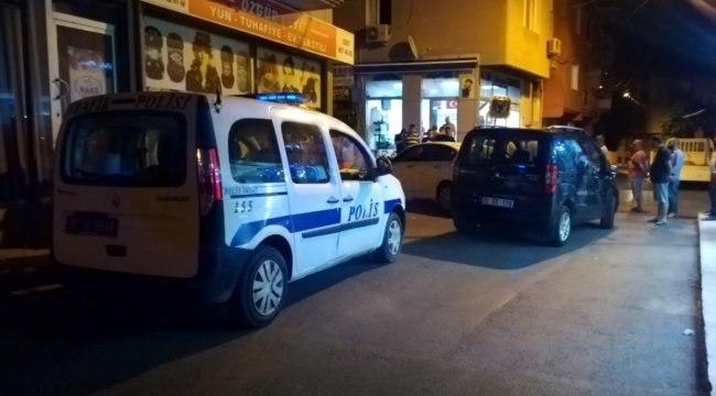 İzmir'de silahlı kavga: 1 yaralı