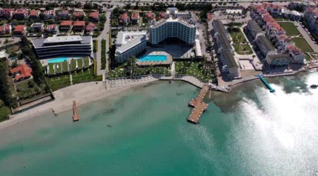 Tatilciler 'güvenli sertifikalı' otellerden memnun - İZMİR