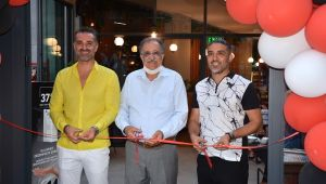372 Restaurant, Coordinat Suıts'te Hizmete Açıldı