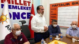 AK Parti Kemalpaşa'da kuruluş yıl dönümü etkinlikleri