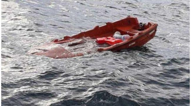 Foça'da Tekne Faciası 4 ölü