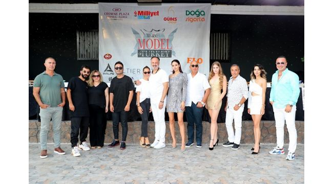 Miss & Mr Model Of Turkey 2020'de yarı final heycanı