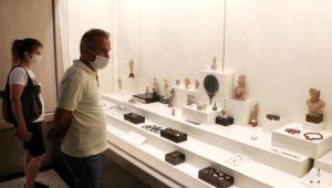 Ödüllü Burdur Müzesi ziyaretçilerini bekliyor