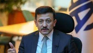 AK Parti'li Hamza Dağ, Beydağ 7. Olağan İlçe Kongresi'nde konuştu