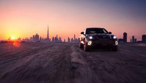 Aston Martın'in İlk 'Suv'u 'Dbx' Türkiye'de