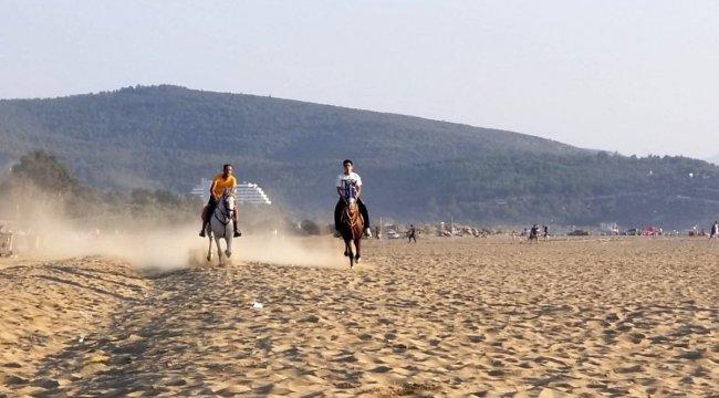 Atlı sporlar yeniden hayat buluyor