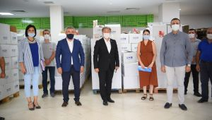 Bornova'da sosyal yardımlar aksamayacak