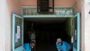 Büyükşehir'den okullara hijyen desteği