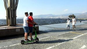 Elektrikli scooter'lardaki tehlikeye dikkat