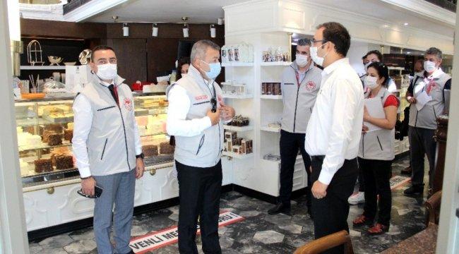 İzmir'de 45 bin işletmeye Covid-19 denetimi