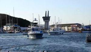 İzmir'de açık deniz balıkçılık turnuvası başladı