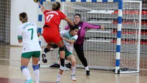 Kadınlar Hentbol Süper Ligi: Sivas Belediyespor: 32 İzmir Büyükşehir Belediye: 35