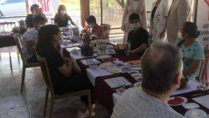 Köyceğiz Sosyal Hizmet Merkezince Kahvaltı Etkinliği Düzenlendi