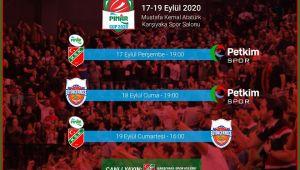 Pınar Cup 2020 başlıyor