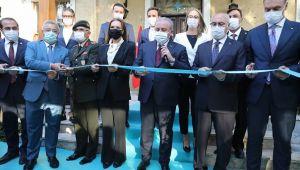 Türkiye'nin İlk Bayrak Müzesi Açıldı