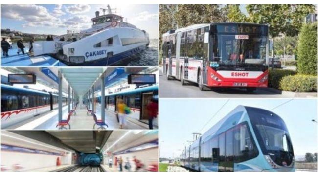 29 Ekim'de toplu ulaşım 1 kuruş