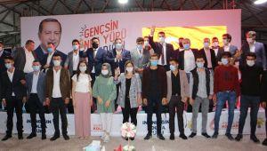 AK Parti Kınık Gençlik Kolları'dan seçin heyecanı