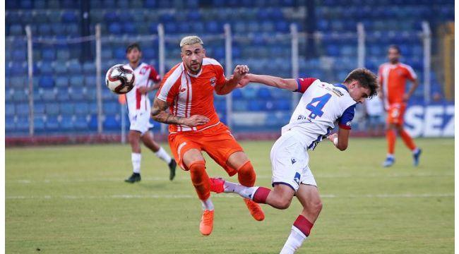 Altınordu, Adanaspor'a kaybetmiyor