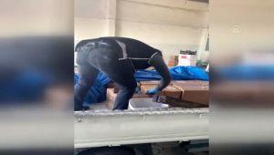 Balıkesir'de kargoyla etil alkol gönderen iki kişi tutuklandı