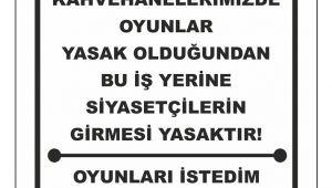Başkan Kırdı İsyan Bayrağını Açtı