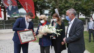 Efsane Başkan Ali Ulvi Kiremitçiler'in adı ölümsüzleşti