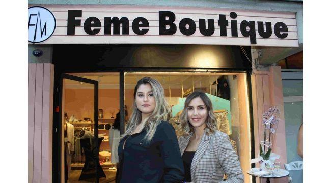 Feme Butik, Bostanlı'da Açıldı