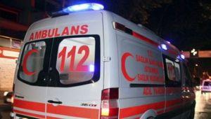İzmir'de babası tarafından silahla vurulan kişi ağır yaralandı