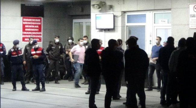 İzmir'de silahlı kavga: 1 ölü