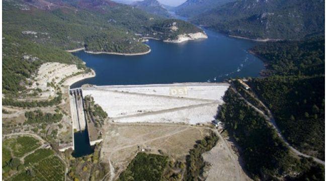 İzmir'in içme suyu barajlarında doluluk oranı düştü