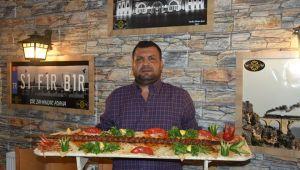 Metrelik Kebabı İzmirliler Çok Sevdi