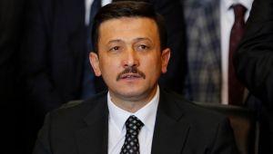AK Partili Hamza Dağ'dan deprem açıklaması