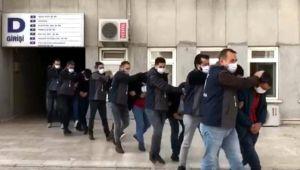 Ankara'da çalıntı ve change oto operasyonu: 12 gözaltı