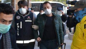 Menemen Belediye Başkanı'nın da gözaltına alındığı operasyonda şüpheliler adliyeye sevk edildi