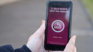 KADES uygulamasında 1 milyon indirme hedefi aşıldı