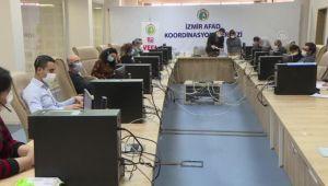 Salgın Denetim Koordinasyon Merkezi 570 bin talebi yerine getirdi