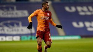 Galatasaraylı Omar Elabdellaoui kendini yaktı