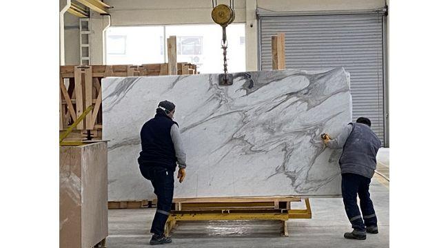 İşlenmiş doğal taş ihracatı 1 milyar doları aştı