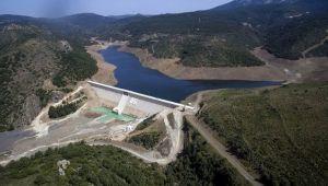 İzmir'de etkili olan sağanaklar barajlara 'can suyu' oldu