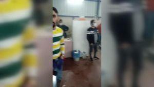 Kumar oynandığı için ikinci kez basılan eski tavuk çiftliğinde 38 kişiye ceza kesildi