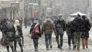 Meteoroloji ve AKOM'dan art arda kar yağışı uyarıları! Sıcaklık 10 dereceye kadar düşecek