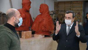 Mübadele Heykeli iki yakayı bir araya getirecek