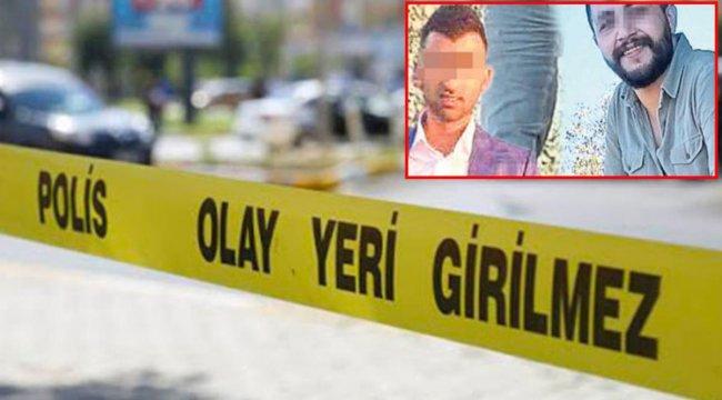 Sosyal medyadan eşine mesaj atan genci bıçaklayarak yaraladı