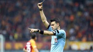 Süper Lig'de 21. hafta maçlarını yönetecek hakemler açıklandı